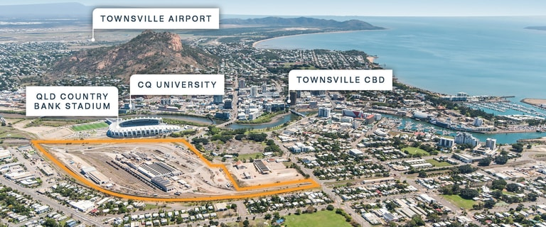 Factory, Warehouse & Industrial commercial property for sale at 24 Rooney Street Townsville City QLD 4810