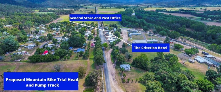Hotel, Motel, Pub & Leisure commercial property for sale at 9 Anzac Parade Finch Hatton QLD 4756