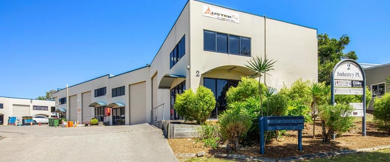 Factory, Warehouse & Industrial commercial property for sale at 6&7/2 Industry Place Capalaba QLD 4157