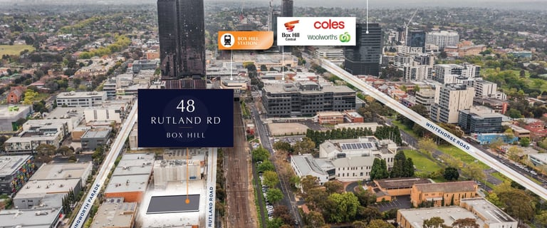 Offices commercial property for sale at 48 Rutland Road Box Hill VIC 3128