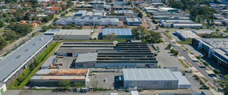 Factory, Warehouse & Industrial commercial property for sale at 60 Belmont Avenue Rivervale WA 6103