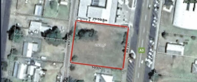 Development / Land commercial property for sale at 17 Henry Street Nanango QLD 4615