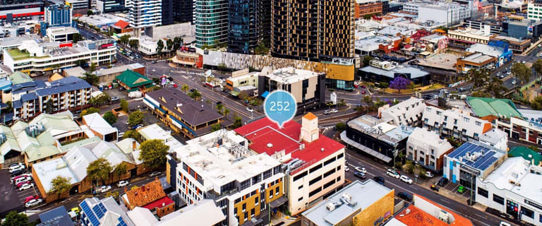 Offices commercial property for sale at 252 St Pauls Terrace Fortitude Valley QLD 4006