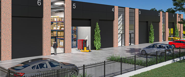 Factory, Warehouse & Industrial commercial property for sale at 1-12/505-506 Merino Street Capel Sound VIC 3940
