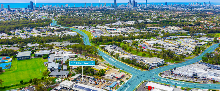 Development / Land commercial property for sale at 515 Olsen Avenue Southport QLD 4215