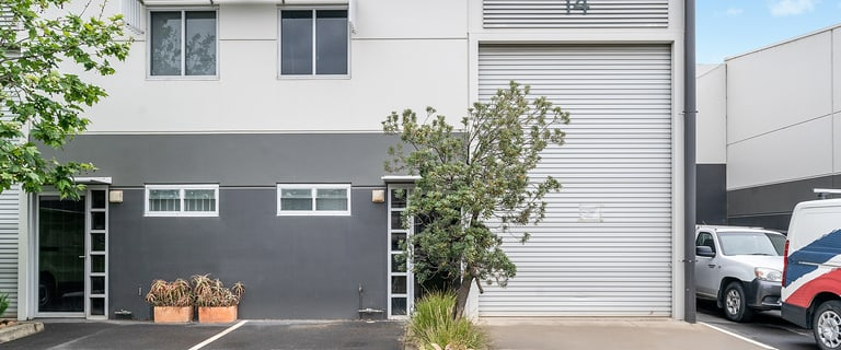 Factory, Warehouse & Industrial commercial property for sale at 14/10 Meadow Way Banksmeadow NSW 2019