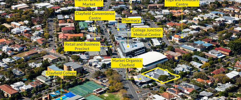 Medical / Consulting commercial property for sale at 8 London Road Clayfield QLD 4011