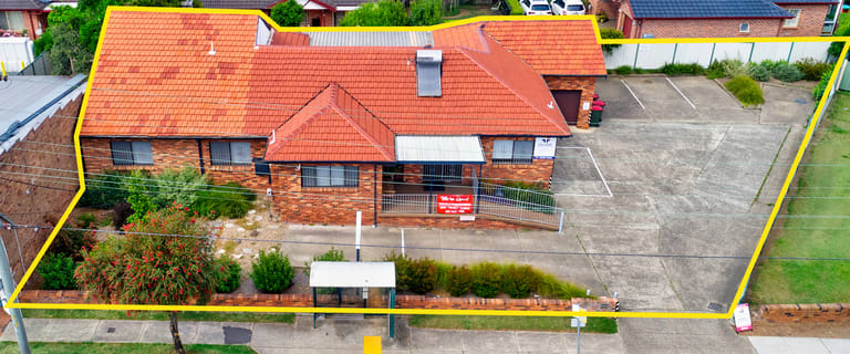 Medical / Consulting commercial property for sale at 12 Hilltop Road Merrylands NSW 2160