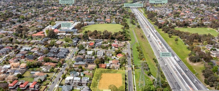 Development / Land commercial property for sale at 14-16 Atkinson Street Chadstone VIC 3148
