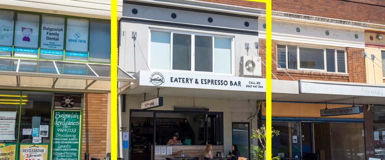 Shop & Retail commercial property for sale at 357 Sydney Road Balgowlah NSW 2093