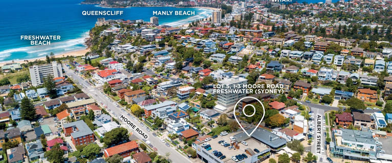 Shop & Retail commercial property for sale at Lot 5/1-3 Moore Road Freshwater NSW 2096
