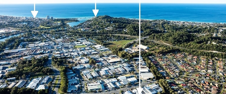 Factory, Warehouse & Industrial commercial property for sale at 4/17 Villiers Drive Currumbin Waters QLD 4223