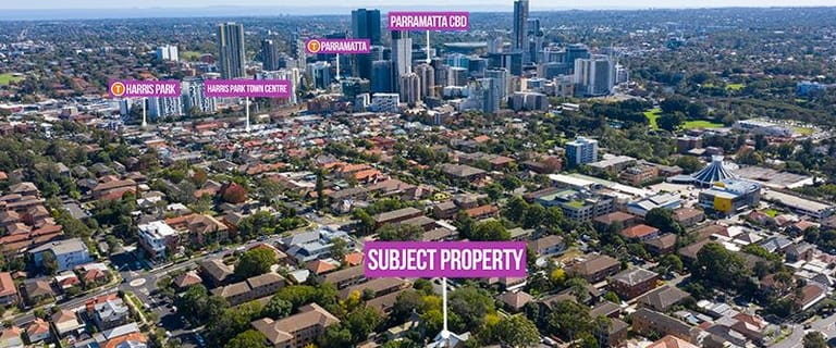 Serviced Offices commercial property for sale at Whole/60 Prospect Street Rosehill NSW 2142