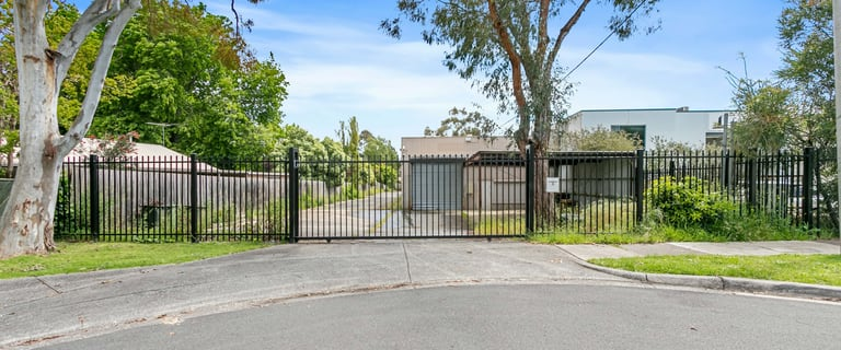 Factory, Warehouse & Industrial commercial property for sale at 3 Shelley Court Kilsyth VIC 3137