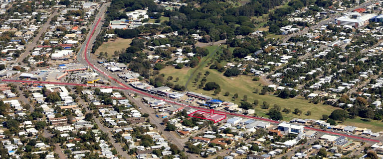 Offices commercial property for lease at 260-262 Charters Towers Road Hermit Park QLD 4812