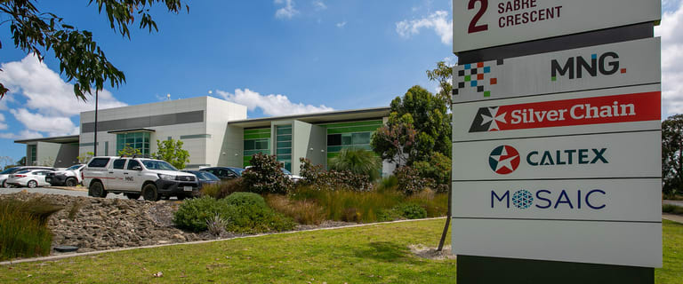 Medical / Consulting commercial property for lease at 2 Sabre Crescent Jandakot WA 6164