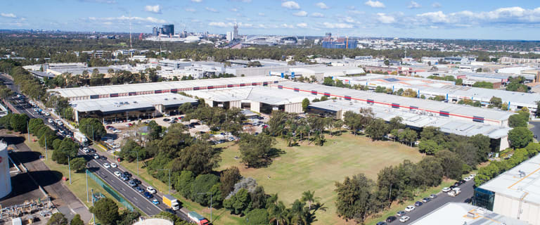 Showrooms / Bulky Goods commercial property for lease at Cnr Holker Street and Silverwater Road Silverwater NSW 2128