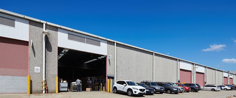 Factory, Warehouse & Industrial commercial property for lease at 391 Park Road Regents Park NSW 2143