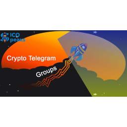 telegram crypto groups | Crunchbase
