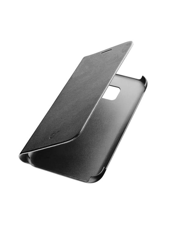 Cellular Line Bookcase Essential Zwart voor Samsung Galaxy S8+