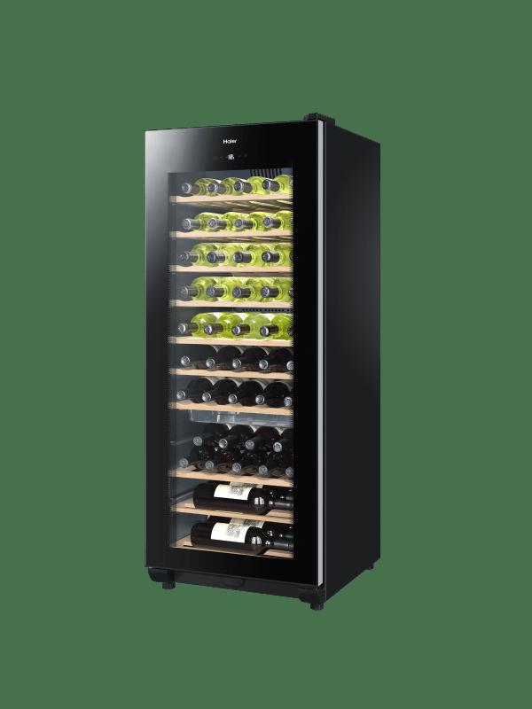 Haier WS50GA Wijnkoelkast 50 flessen - Zwart
