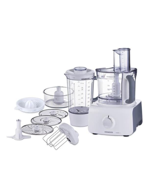 Kenwood Multipro Home FDP623WH - Foodprocessor - Wit