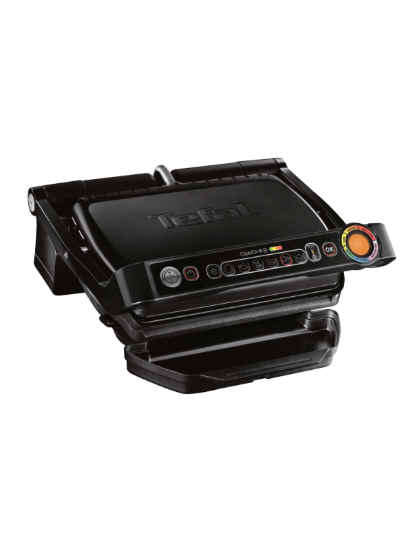 Tefal GC7128 Optigrill+ tafelblad barbecue 2000W  - Zwart