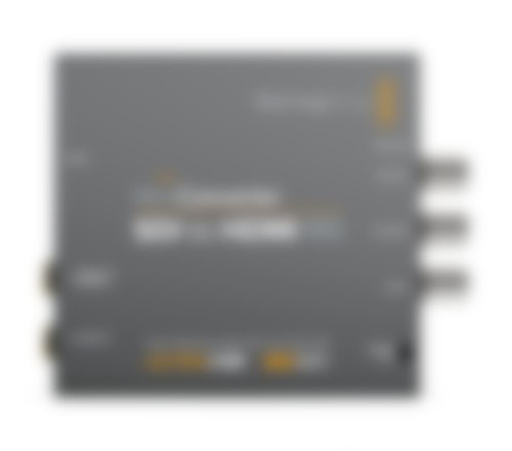 Blackmagic Design Mini Converter – SDI to HDMI 6G