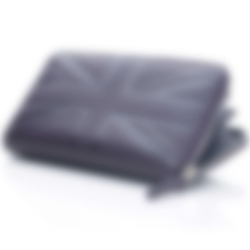 Britannia leather zip around wallet