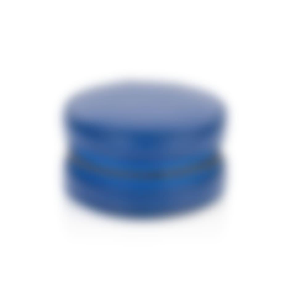 Richmond Leather Ring Box / Cufflink Box