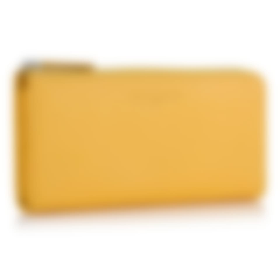 Richmond leather zip wallet