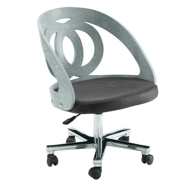 Curve Home Office Grey Ash Chair