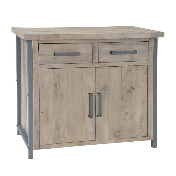 hulstone industrial small sideboard