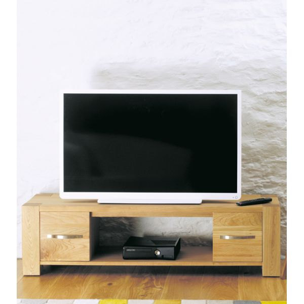 aston oak widescreen television cabinet aston solid oak hidden