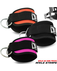 Neoprene Weight Lifting Ankle Cuff Pulley