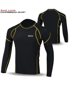 MFSC0001-Black / Yellow-Large