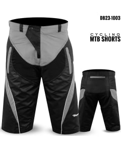 MTB00001-Black / Grey-Large