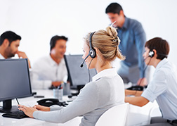 Customer Service team for Registered Bodies
