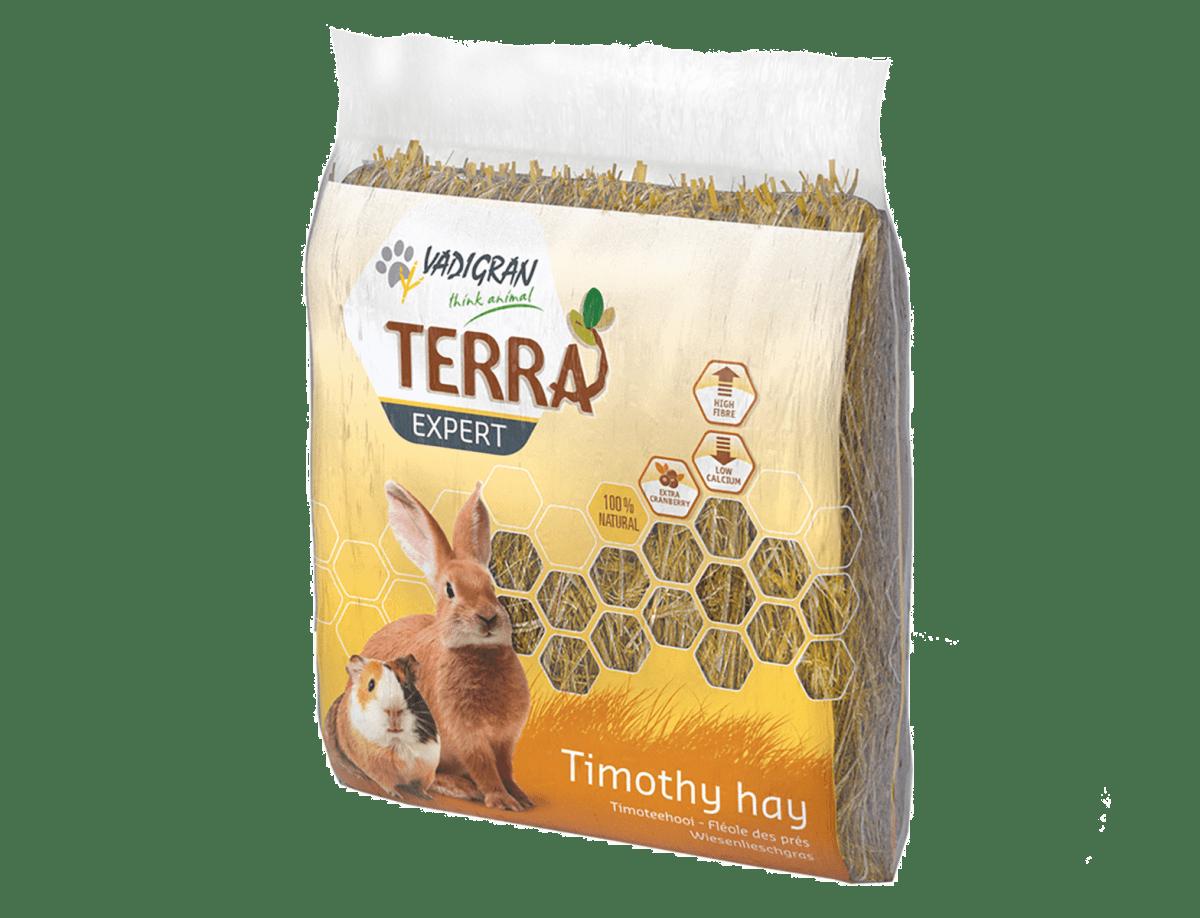 TERRA EXPERT  Wiesenlieschgras & Moosbeere