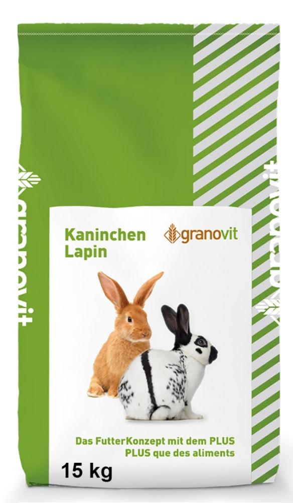 Strukturfutter für Kaninchen