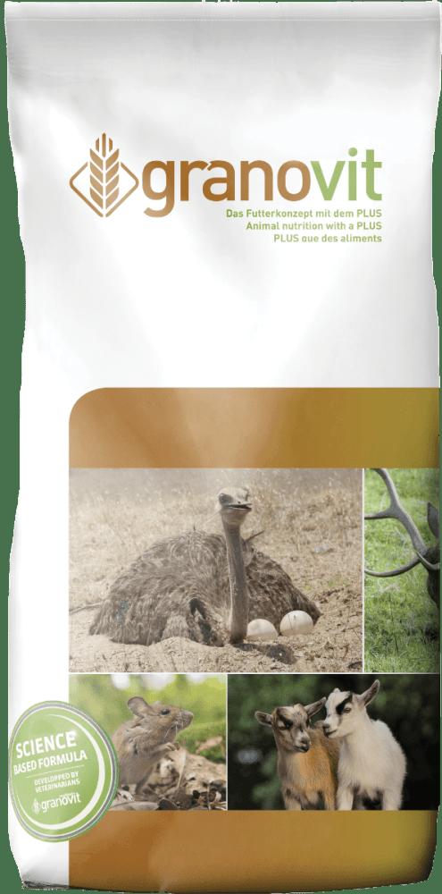 Aliment spécial herbivore