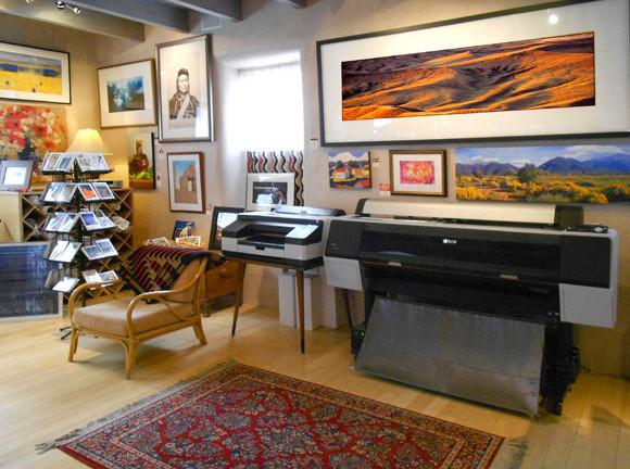 Services - Fine Art New Mexico, Custom Printing, Digital