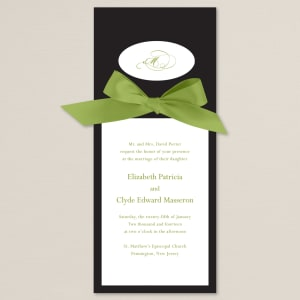 Layers of Love Wedding Invitation