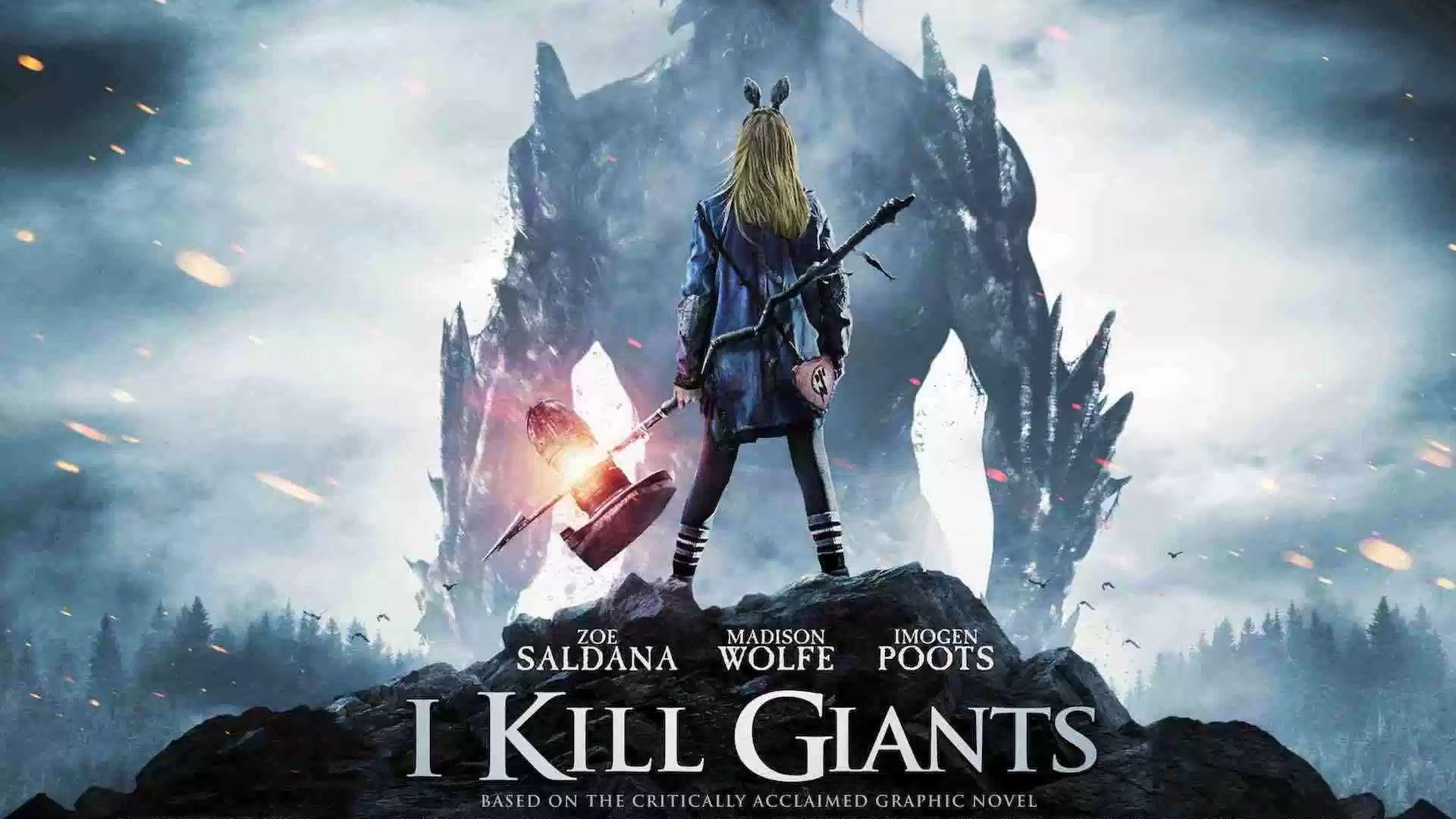 Mini-Review | I Kill Giants