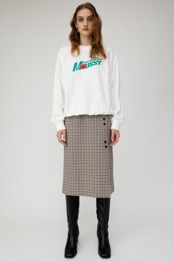 GOOD TASTE MOUSSY pullover