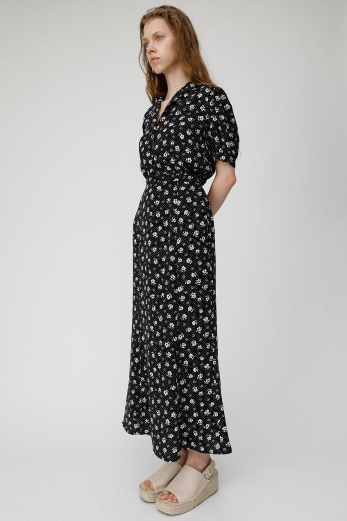VINTAGE FLOWER Long skirt