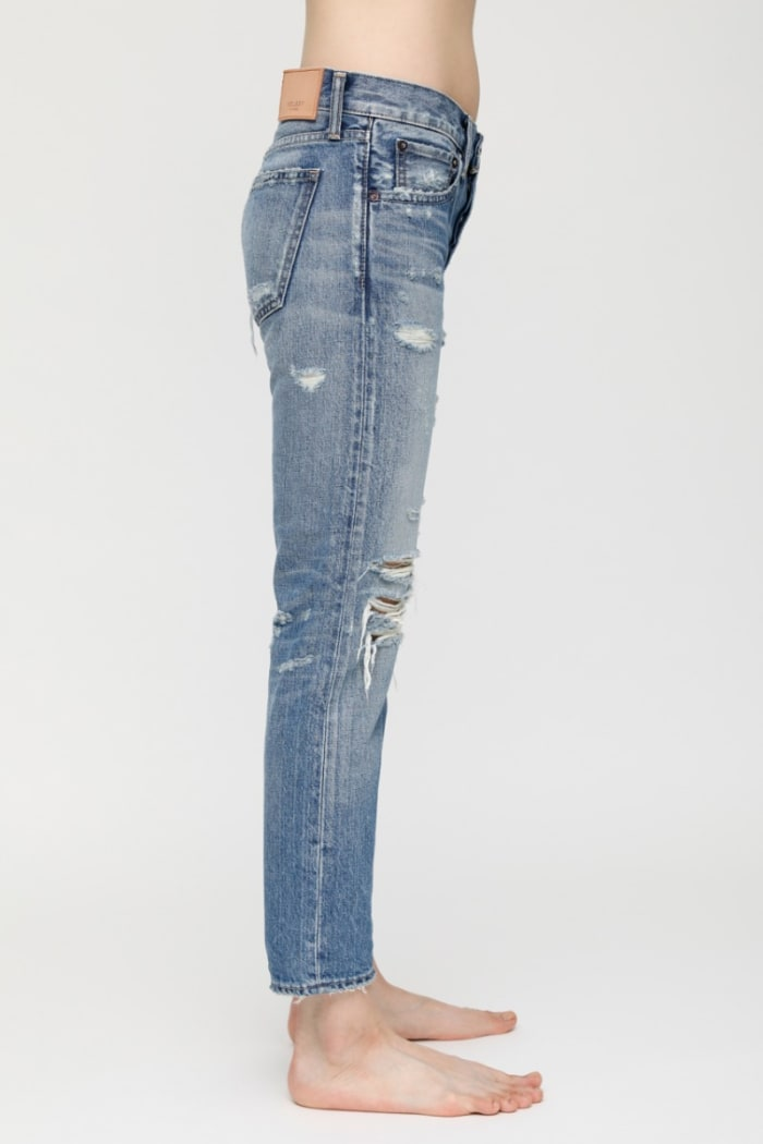 MV AMBER TAPERED JEANS