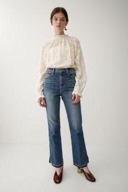 2 WAY LACE blouse