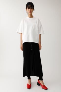 OVER SILHOUETTE T-shirt