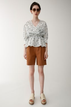 SMALL FLOWER blouse